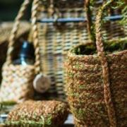 Highlands Hairmoss Basket, Sarah Paramor, photo by @hubphotographer